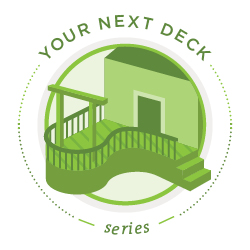 Your Next Deck planning series logo